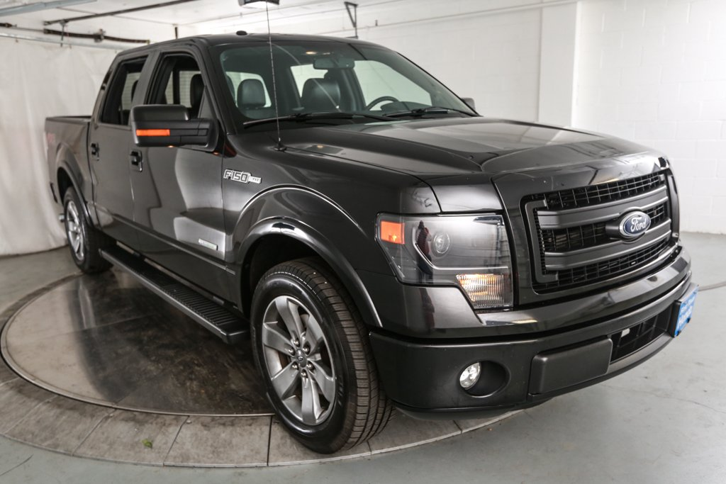 pre-owned 2014 ford f-150 fx2 4d supercrew in austin #h88973b