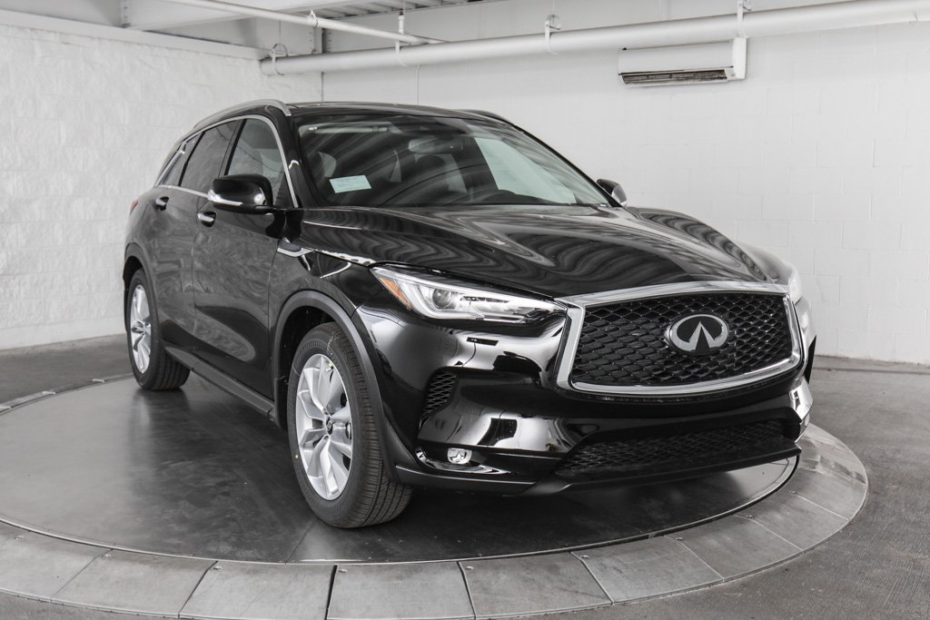 New 2020 Infiniti Qx50 Essential With Navigation