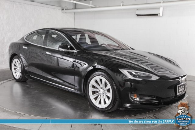 Tesla Model S 75d >> Pre Owned 2018 Tesla Model S 75d Awd