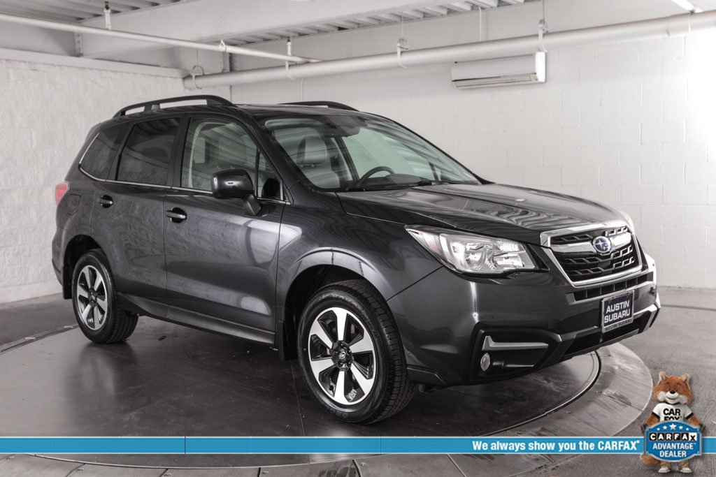 Certified Pre Owned 2018 Subaru Forester 2 5i Limited
