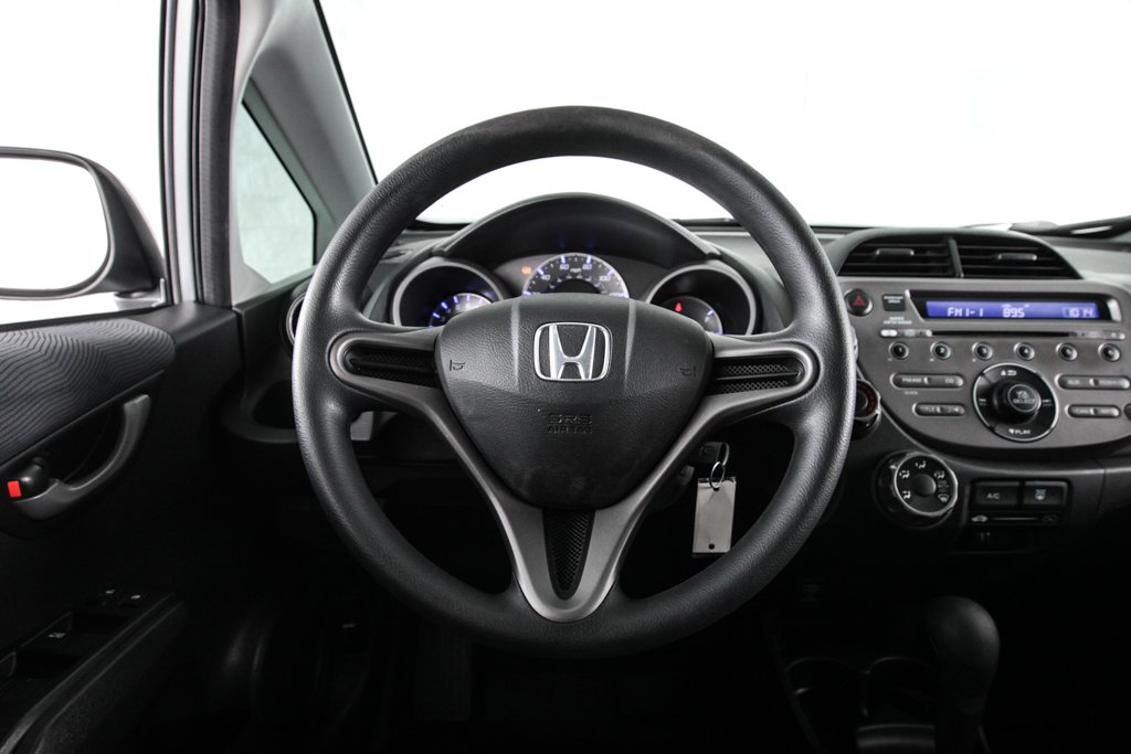 Pre-Owned 2010 Honda Fit Base