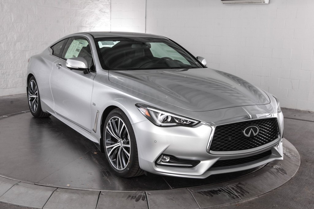 New 2019 Infiniti Q60 3 0t Luxe 2d Coupe In Austin I13606