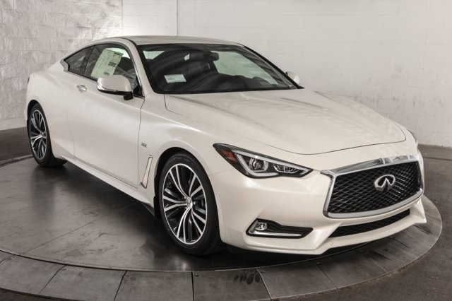 Subaru Certified Pre-Owned >> New 2018 INFINITI Q60 3.0t LUXE 2D Coupe in Austin #I12110 | Continental Automotive Group