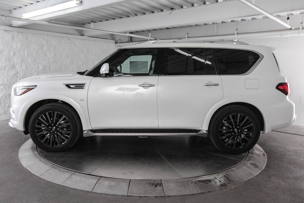 New 2019 Infiniti Qx80 Limited 4d Sport Utility In I13778