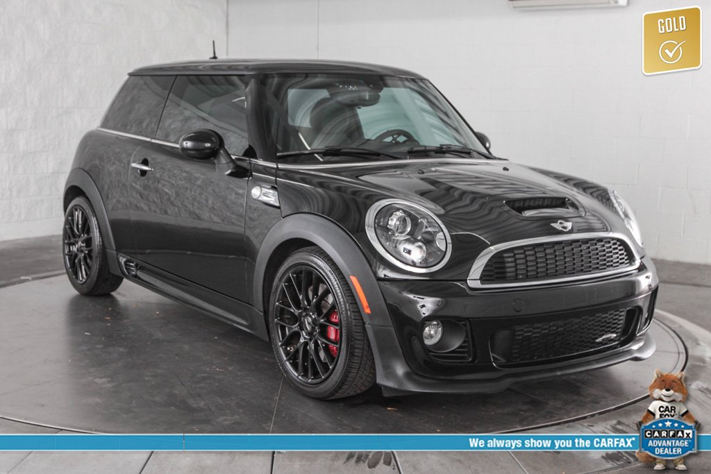 Pre Owned 2013 Mini John Cooper Works Base 2d Hatchback In U41531m