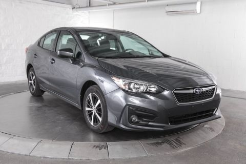 New 2019 Subaru Impreza 2.0i Premium All-wheel Drive Sedan