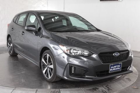 New 2019 Subaru Impreza 2.0i Sport All-wheel Drive 5-door