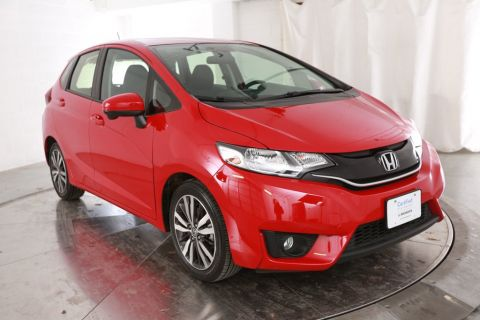 Certified Pre-Owned 2016 Honda Fit EX FWD 4D Hatchback